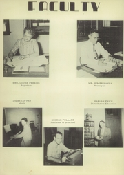 Page 12, 1950 Edition, Brownsville High School - Palmetto Yearbook (Brownsville, TX) online yearbook collection