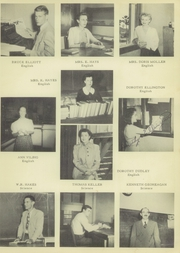 Page 13, 1950 Edition, Brownsville High School - Palmetto Yearbook (Brownsville, TX) online yearbook collection