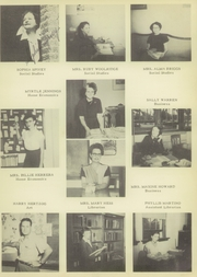 Page 15, 1950 Edition, Brownsville High School - Palmetto Yearbook (Brownsville, TX) online yearbook collection