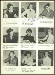 Page 14, 1951 Edition, Brownsville High School - Palmetto Yearbook (Brownsville, TX) online yearbook collection