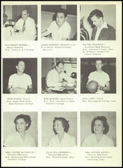 Page 17, 1951 Edition, Brownsville High School - Palmetto Yearbook (Brownsville, TX) online yearbook collection