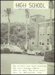 Page 7, 1951 Edition, Brownsville High School - Palmetto Yearbook (Brownsville, TX) online yearbook collection