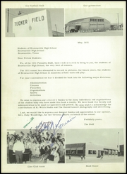Page 8, 1951 Edition, Brownsville High School - Palmetto Yearbook (Brownsville, TX) online yearbook collection