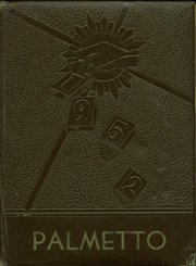 1952 Edition, Brownsville High School - Palmetto Yearbook (Brownsville, TX)