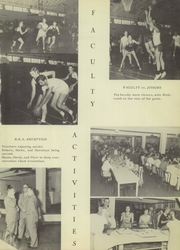 Brownsville High School - Palmetto Yearbook (Brownsville, TX) online yearbook collection, 1952 Edition, Page 21