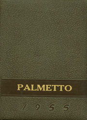 1955 Edition, Brownsville High School - Palmetto Yearbook (Brownsville, TX)
