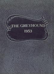 1953 Edition, Boerne High School - Greyhound Yearbook (Boerne, TX)