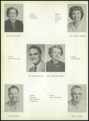 Page 10, 1955 Edition, Boerne High School - Greyhound Yearbook (Boerne, TX) online yearbook collection