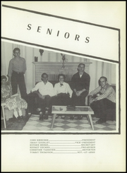 Page 13, 1955 Edition, Boerne High School - Greyhound Yearbook (Boerne, TX) online yearbook collection