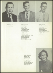 Page 15, 1955 Edition, Boerne High School - Greyhound Yearbook (Boerne, TX) online yearbook collection
