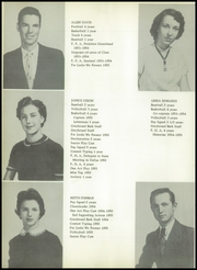 Page 16, 1955 Edition, Boerne High School - Greyhound Yearbook (Boerne, TX) online yearbook collection