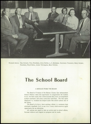 Page 8, 1955 Edition, Boerne High School - Greyhound Yearbook (Boerne, TX) online yearbook collection