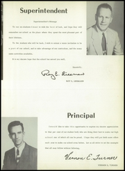 Page 9, 1955 Edition, Boerne High School - Greyhound Yearbook (Boerne, TX) online yearbook collection