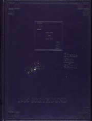 1985 Edition, Boerne High School - Greyhound Yearbook (Boerne, TX)