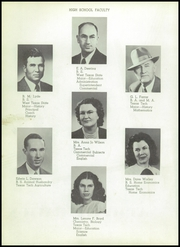 Page 12, 1948 Edition, Frenship High School - Tiger Yearbook (Wolfforth, TX) online yearbook collection