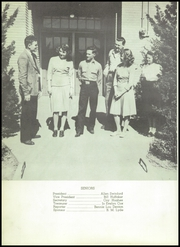Page 14, 1948 Edition, Frenship High School - Tiger Yearbook (Wolfforth, TX) online yearbook collection