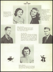 Page 15, 1948 Edition, Frenship High School - Tiger Yearbook (Wolfforth, TX) online yearbook collection