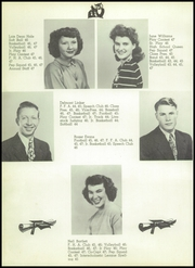 Page 16, 1948 Edition, Frenship High School - Tiger Yearbook (Wolfforth, TX) online yearbook collection