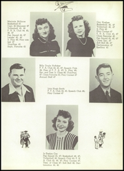 Page 17, 1948 Edition, Frenship High School - Tiger Yearbook (Wolfforth, TX) online yearbook collection