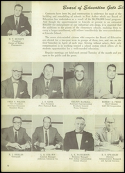 Page 14, 1957 Edition, Lincoln High School - Bumblebee Yearbook (Port Arthur, TX) online yearbook collection