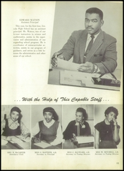 Page 17, 1957 Edition, Lincoln High School - Bumblebee Yearbook (Port Arthur, TX) online yearbook collection