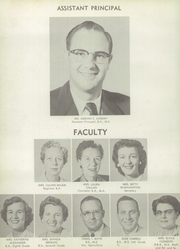 Page 10, 1956 Edition, University High School - Spirit Yearbook (Waco, TX) online yearbook collection