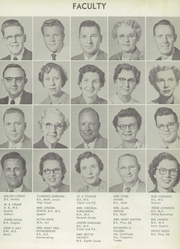 Page 11, 1956 Edition, University High School - Spirit Yearbook (Waco, TX) online yearbook collection