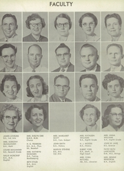 Page 12, 1956 Edition, University High School - Spirit Yearbook (Waco, TX) online yearbook collection