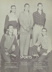 Page 13, 1956 Edition, University High School - Spirit Yearbook (Waco, TX) online yearbook collection