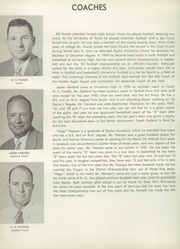 Page 14, 1956 Edition, University High School - Spirit Yearbook (Waco, TX) online yearbook collection