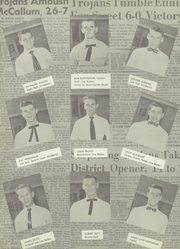 Page 16, 1956 Edition, University High School - Spirit Yearbook (Waco, TX) online yearbook collection