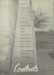 Page 6, 1956 Edition, University High School - Spirit Yearbook (Waco, TX) online yearbook collection