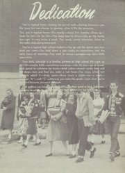 Page 7, 1956 Edition, University High School - Spirit Yearbook (Waco, TX) online yearbook collection
