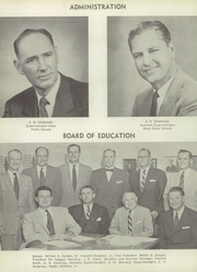 Page 8, 1956 Edition, University High School - Spirit Yearbook (Waco, TX) online yearbook collection