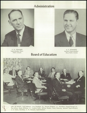 Page 12, 1958 Edition, University High School - Spirit Yearbook (Waco, TX) online yearbook collection