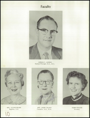 Page 14, 1958 Edition, University High School - Spirit Yearbook (Waco, TX) online yearbook collection