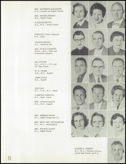 Page 15, 1958 Edition, University High School - Spirit Yearbook (Waco, TX) online yearbook collection