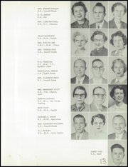 Page 17, 1958 Edition, University High School - Spirit Yearbook (Waco, TX) online yearbook collection