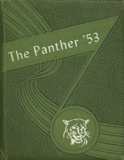 Page 1, 1953 Edition, Mabank High School - Panther Yearbook (Mabank, TX) online yearbook collection