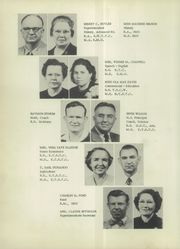 Page 12, 1953 Edition, Mabank High School - Panther Yearbook (Mabank, TX) online yearbook collection
