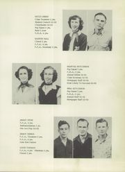 Page 15, 1953 Edition, Mabank High School - Panther Yearbook (Mabank, TX) online yearbook collection