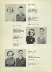 Page 16, 1953 Edition, Mabank High School - Panther Yearbook (Mabank, TX) online yearbook collection