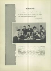 Page 8, 1953 Edition, Mabank High School - Panther Yearbook (Mabank, TX) online yearbook collection