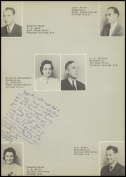 Page 10, 1942 Edition, Brownfield High School - Cub Yearbook (Brownfield, TX) online yearbook collection