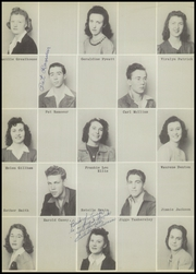 Page 16, 1942 Edition, Brownfield High School - Cub Yearbook (Brownfield, TX) online yearbook collection