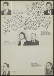 Page 9, 1942 Edition, Brownfield High School - Cub Yearbook (Brownfield, TX) online yearbook collection