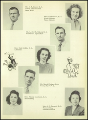 Page 13, 1948 Edition, Brownfield High School - Cub Yearbook (Brownfield, TX) online yearbook collection