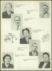 Page 14, 1948 Edition, Brownfield High School - Cub Yearbook (Brownfield, TX) online yearbook collection
