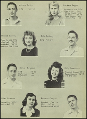 Page 17, 1948 Edition, Brownfield High School - Cub Yearbook (Brownfield, TX) online yearbook collection