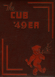 Page 1, 1949 Edition, Brownfield High School - Cub Yearbook (Brownfield, TX) online yearbook collection